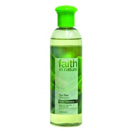 Champú Natural de Arbol de Té 250 ml - Faith in Nature